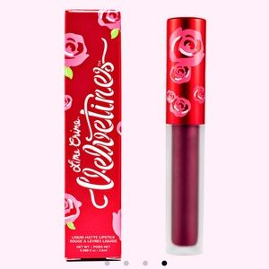 Lime Crime Velvetines Metallic Liquid Lipstick